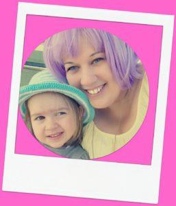 Kel Cady Purple Hair-2