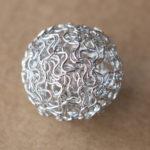 Silver ball attachment 35mm